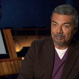 George Lopez - Rafael - über Rafaels Familienleben - OV-Interview