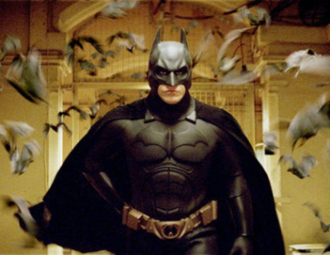 Batman Filme Reihenfolge - Batman Begins