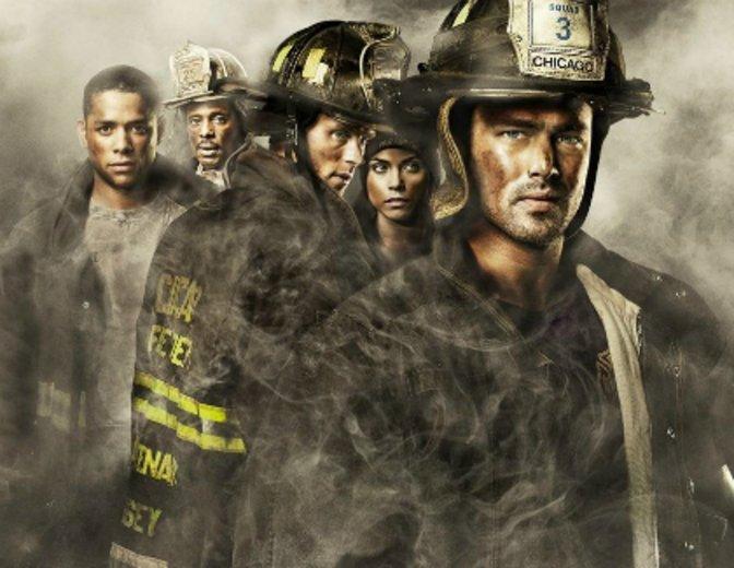 Chicago Fire Staffel 4 Gruppe