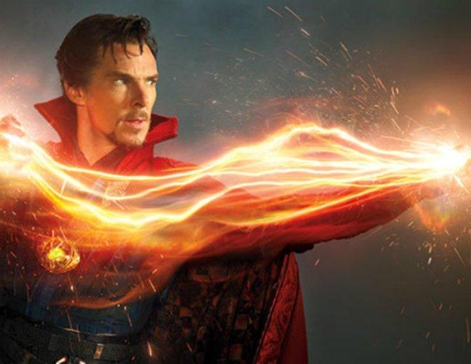 Doctor Strange Cumberbatch