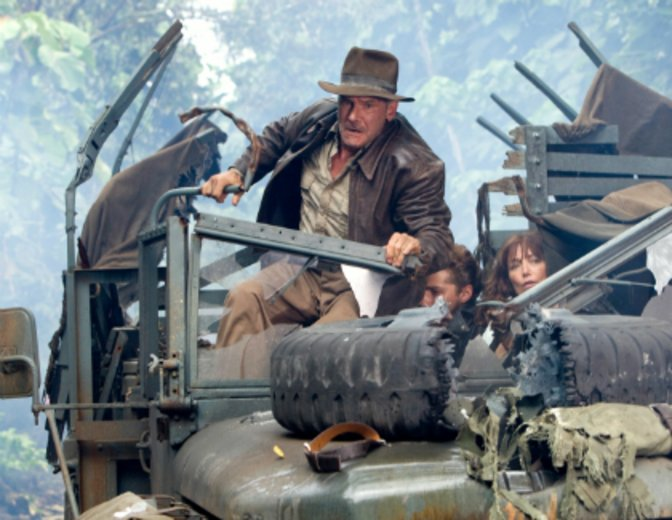 Indiana Jones 5 Action