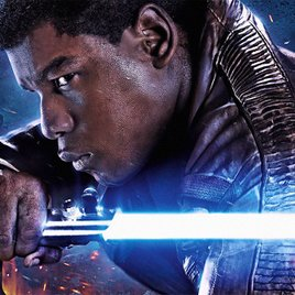 """""""Star Wars 7"""": John Boyega besucht als Finn ein Kinderkrankenhaus"""