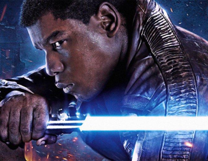 John Boyega Star Wars 7