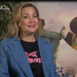 """Interview: Kate Hudson spricht mit uns über """"Kung Fu Panda 3"""" & ihre berühmten Eltern"""