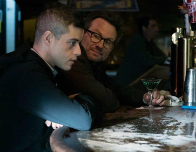 Mr Robot Staffel 2 Rami Malek Christian Slater