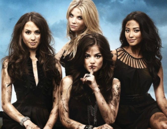 Pretty Little Liars Staffel 6 Gruppe