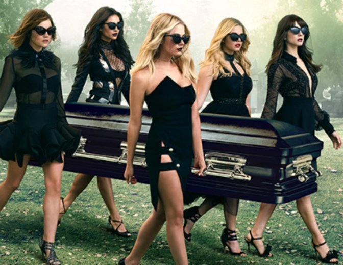 Pretty Little Liars Staffel 7 Artikel