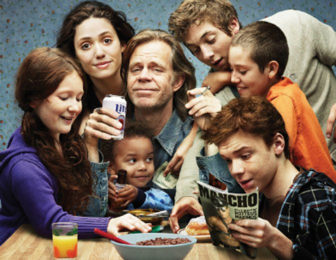 Shameless Staffel 6 Familie