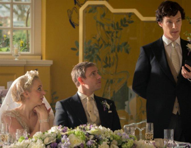 Sherlock Staffel 4 Amanda Abbington