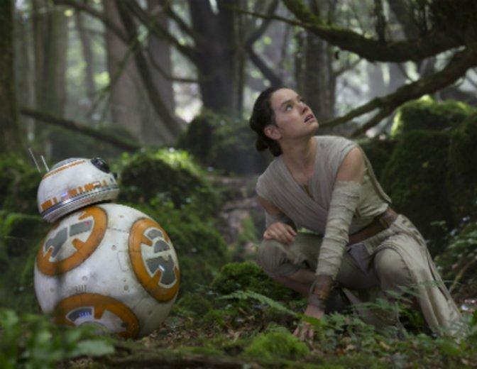 Star Wars Blu Rey