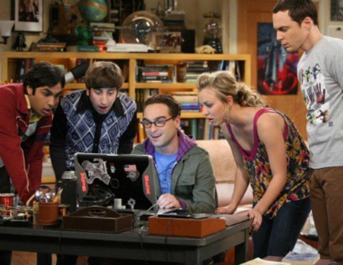 The Big Bang Theory PC