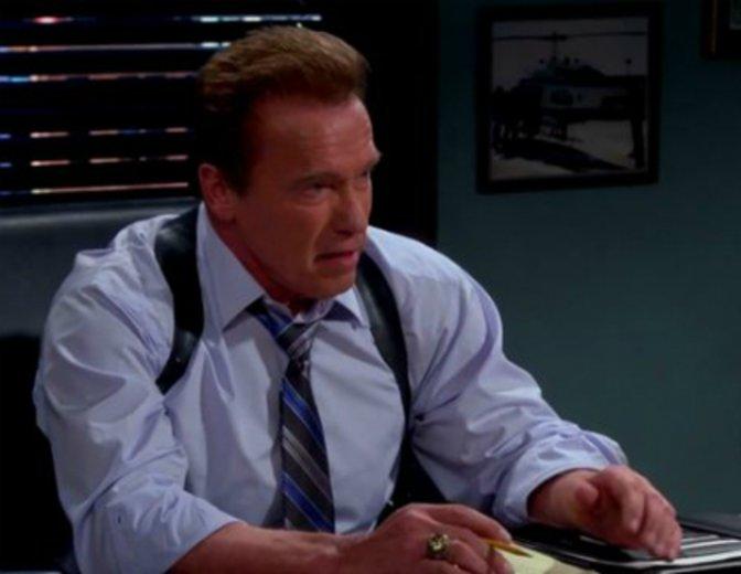 Two and a Half Men Ende Arnold Schwarzenegger