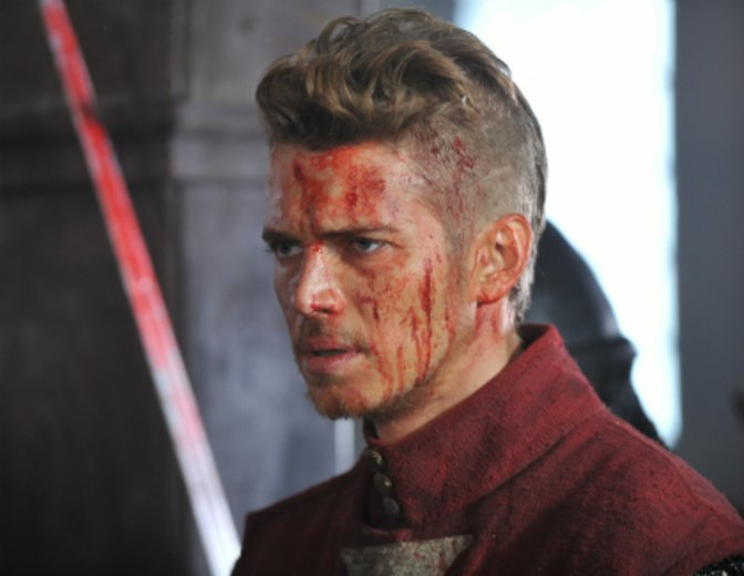 Zombie Filme 2016 Hayden Christensen Untot