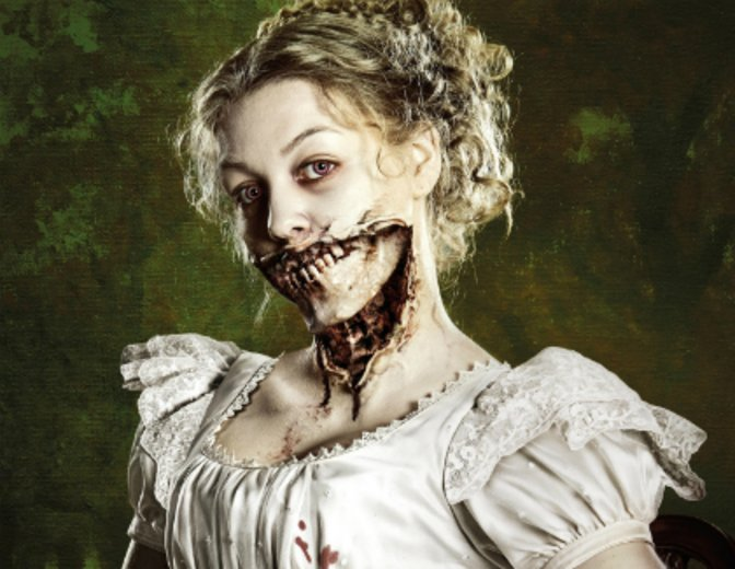 Zombie Filme 2016 Stolz und Vorurteil und Zombies