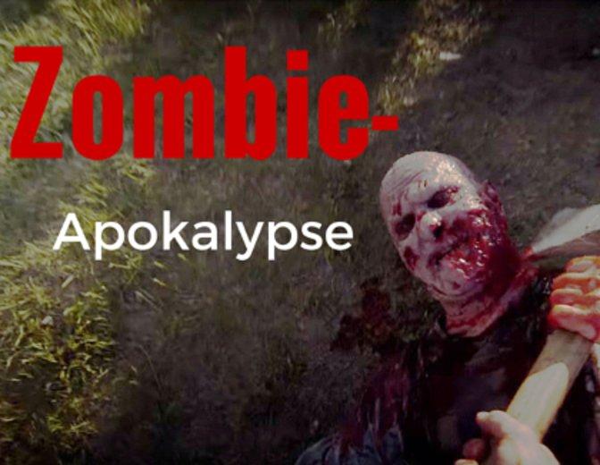 Zombiefilm Ich perspektive