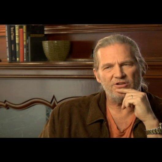 Jeff Bridges über den realen Hintergrund seiner Figur - OV-Interview