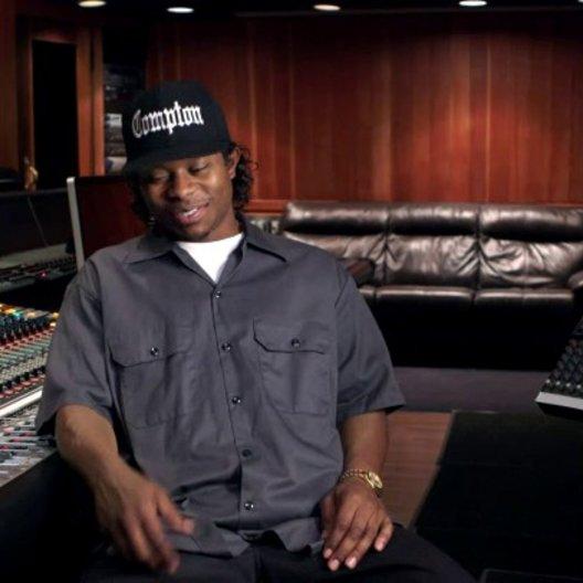 Jason Mitchell über die Zusammenarbeit mit Corey Hawkins und die Darstellung von Dre und Eazy - OV-Interview