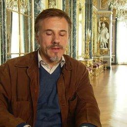 Waltz über den Roman - Interview Poster