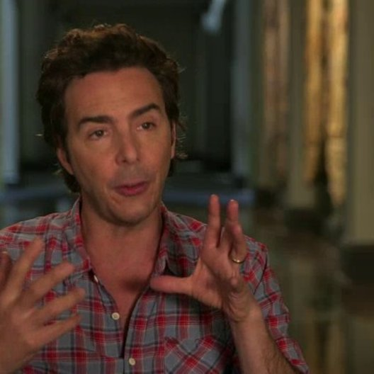 Shawn Levy darüber den Film auf ein neüs Level zu bringen - OV-Interview Poster