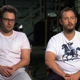 Seth Rogen und Evan Goldberg über die verschiedenen Elemente des Films - OV-Interview Poster