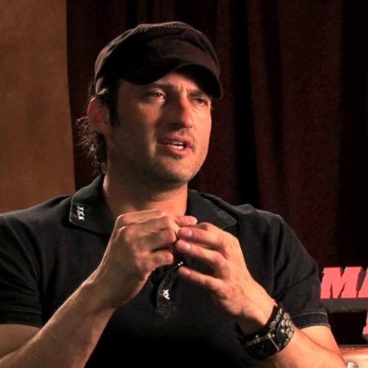 Robert Rodriguez über Danny Trejo - OV-Interview