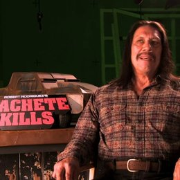 Danny Trejo über Machete - OV-Interview