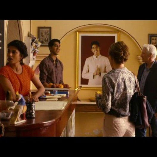 Best Exotic Marigold Hotel 2 (VoD-BluRay-DVD-Trailer)