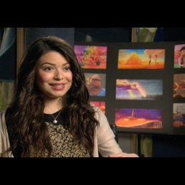 Cosgrove über die 3D-Effekte des Films - OV-Interview