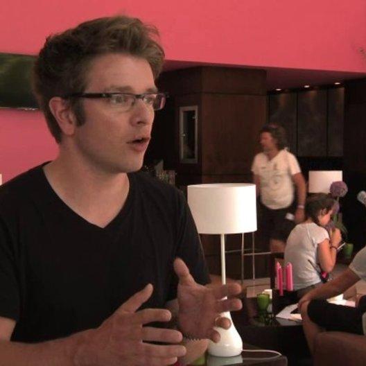 Christian Ditter über die Faszination am Drehbuch - OV-Interview