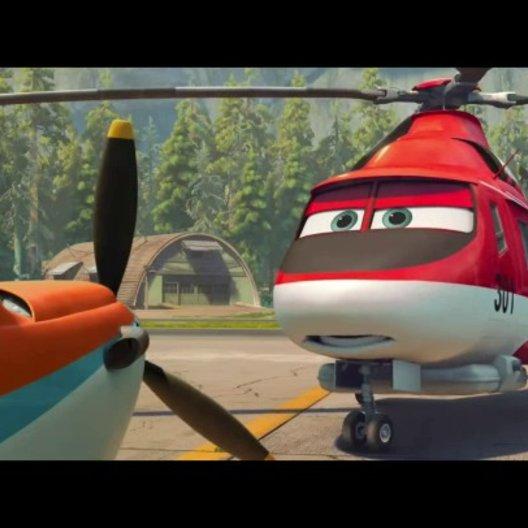 Planes 2 -Immer im Einsatz (VoD-/BluRay-/DVD-Trailer)