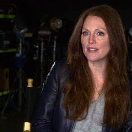 Julianne Moore - Jen Summers - darüber was das Publikum erwartet - OV-Interview