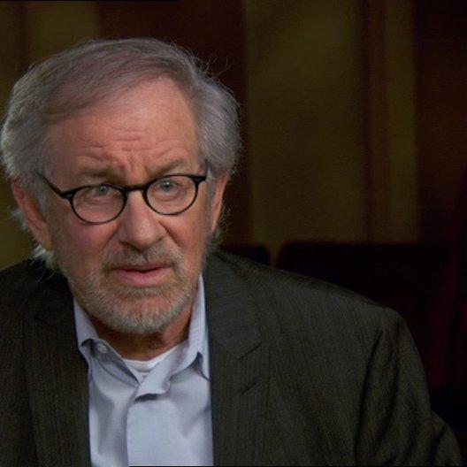 Steven Spielberg (Regisseur-Produzent) über die Bedeutung von Lincoln - OV-Interview Poster