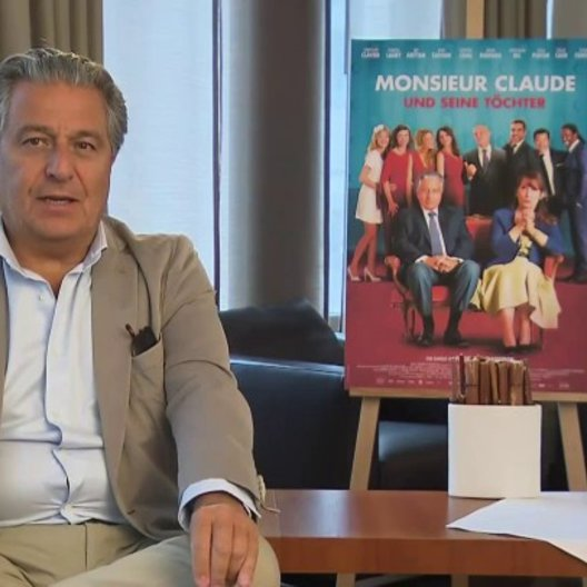 Christian Clavier (Claude Verneuil) - OV-Interview