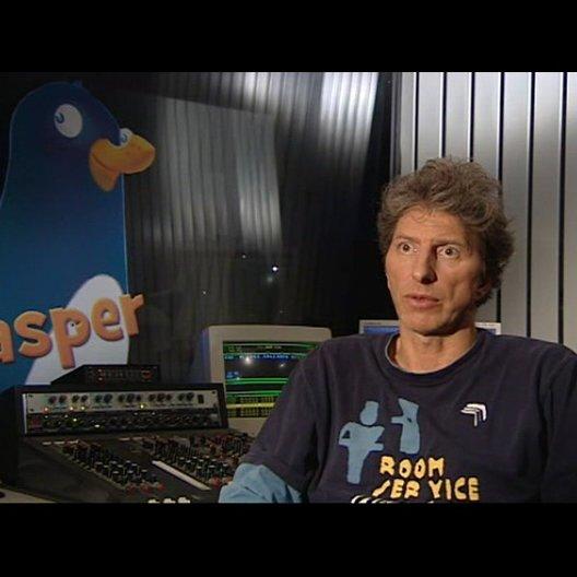Rufus Beck über Kakapos Charakter - Interview