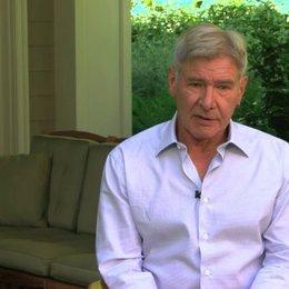 Harrison Ford über die orginalgetreue Adaption des Buches - OV-Interview Poster