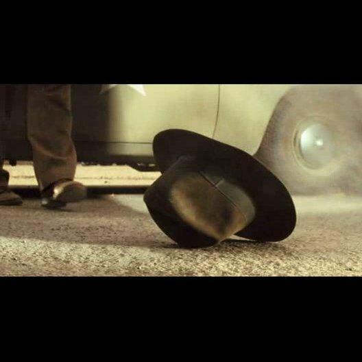 Indiana Jones und das Königreich des Kristallschädels - Trailer Poster