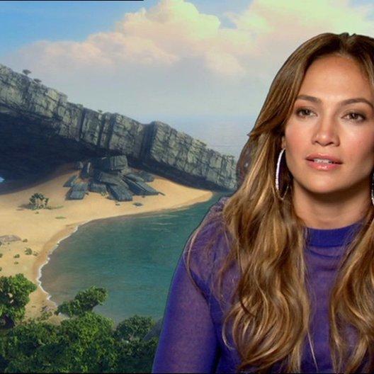 Jennifer Lopez über Shiras Entwicklung - OV-Interview Poster