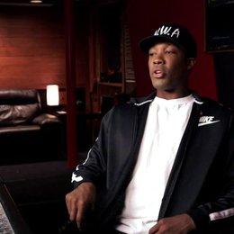 Corey Hawkins über F Gary Gray - OV-Interview