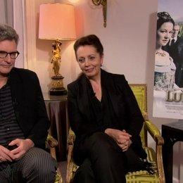Peter Sehr und Marie Noelle darüber, wie sie Hauptdarsteller Sabin Tambrea gefunden haben - Interview Poster