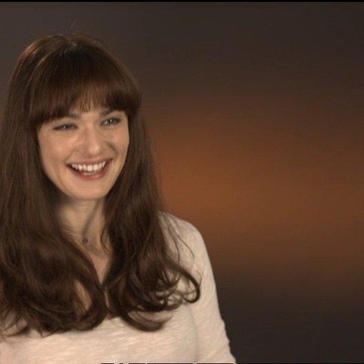 Rachel Weisz (Rose Daly) über die Zusammenarbeit mit Fernando Meirelles - OV-Interview Poster