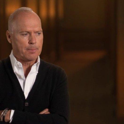 Michael Keaton  - Riggan Thomson - darüber, was ihn an Birdman angezogen hat - OV-Interview Poster