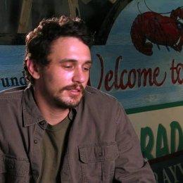 James Franco - Gator Bodine - über Sylvester Stallone - OV-Interview
