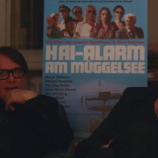 Leander Haußmann und Sven Regener (Regie) über das Ergebnis - Interview