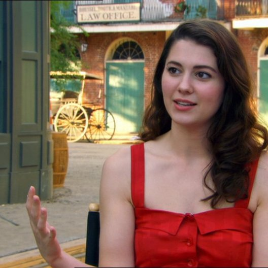 Mary Elizabeth Winstead über den Film - OV-Interview Poster