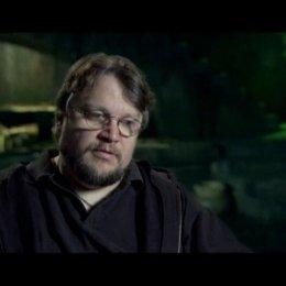 Interview mit Drehbuchautor und Regisseur Guillermo del Toro - OV-Interview Poster