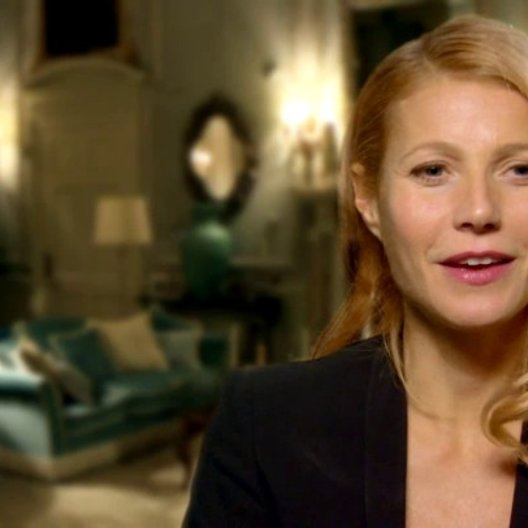 Gwyneth Paltrow - Johanna - über Johnny Depp - OV-Interview