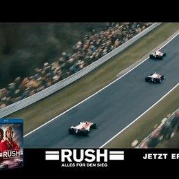 Rush - Alles für den Sieg (VoD-BluRay-DVD-Trailer) Poster