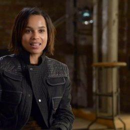 Zoe Kravitz - Christina - warum man sich den Film ansehen sollte - OV-Interview