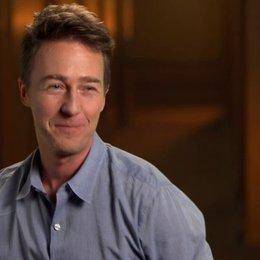 Edward Norton - Mike Shiner - über Michael Keatons Schauspiel - OV-Interview