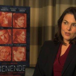Barbara Auer über ihre Rolle - Interview Poster